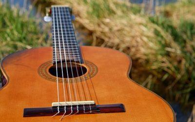 Aprender a tocar un nuevo instrumento es apasionante