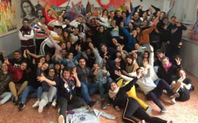 Encuentro del Movimiento Juvenil Salesiano Interinsular