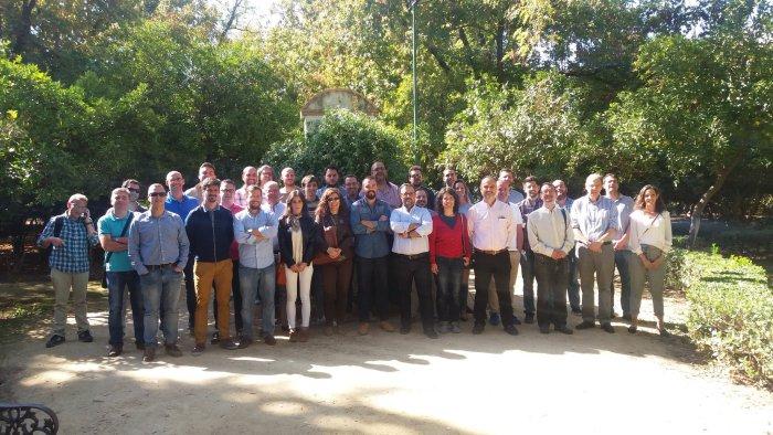Encuentro de delegados locales