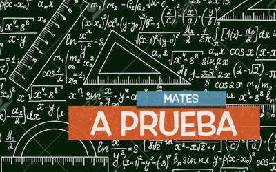"""""""Mates a Prueba"""" con Rosa Fregel (Especial #Enclase11F)"""