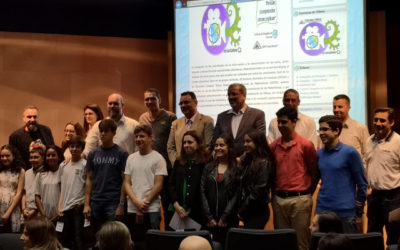 Segundo Premio en el IV Concurso de Vídeos de Geogebra de Canarias