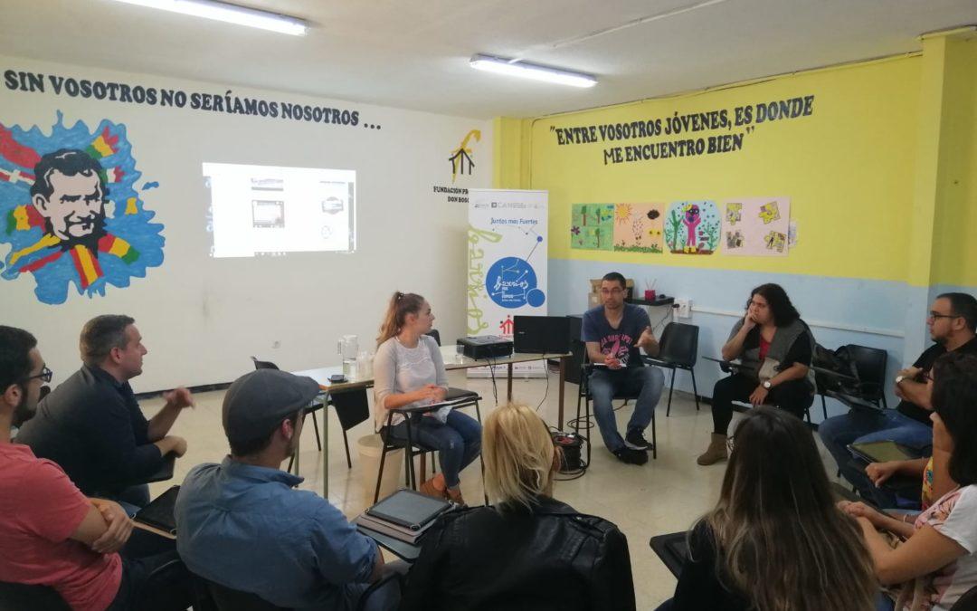 «Yo quiero aprobar Mates» V Premio Aprendizaje-Servicio 2019