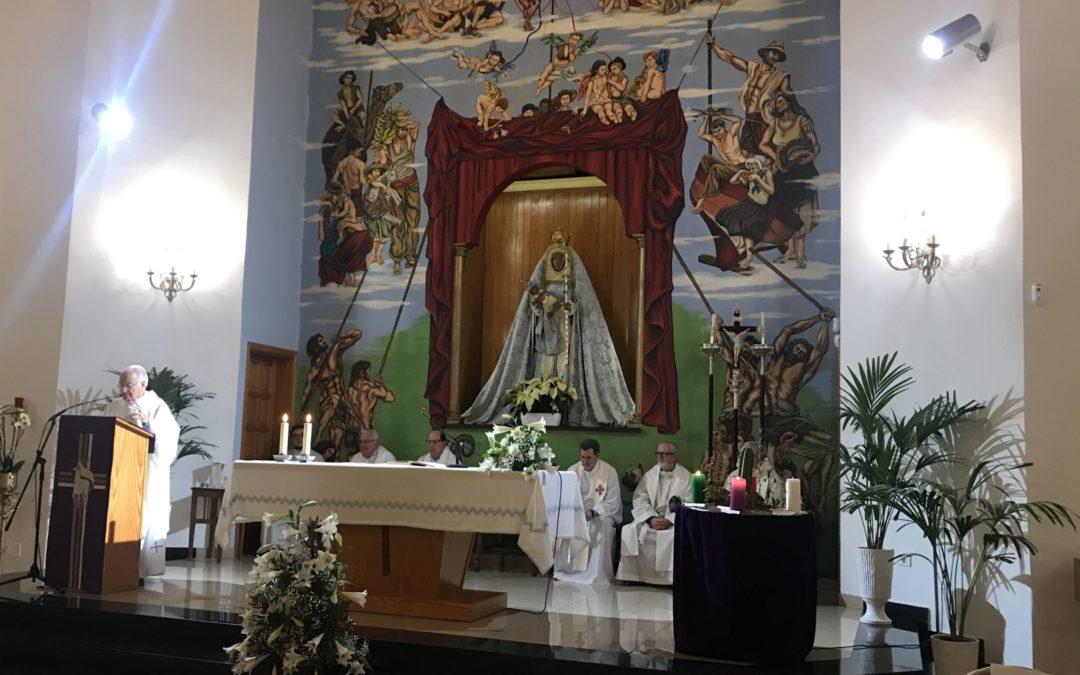Acto de clausura del 75º Aniversario de la obra salesiana de Tenerife