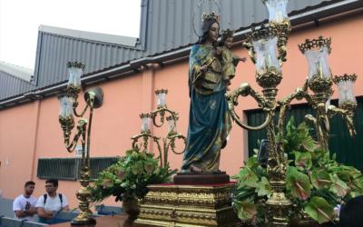 24 de mayo, fiesta de María Auxiliadora