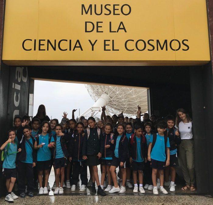 Visita al Museo de la Ciencia y el Cosmos