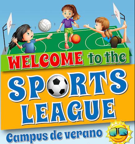 Campus de Verano «Sports League»