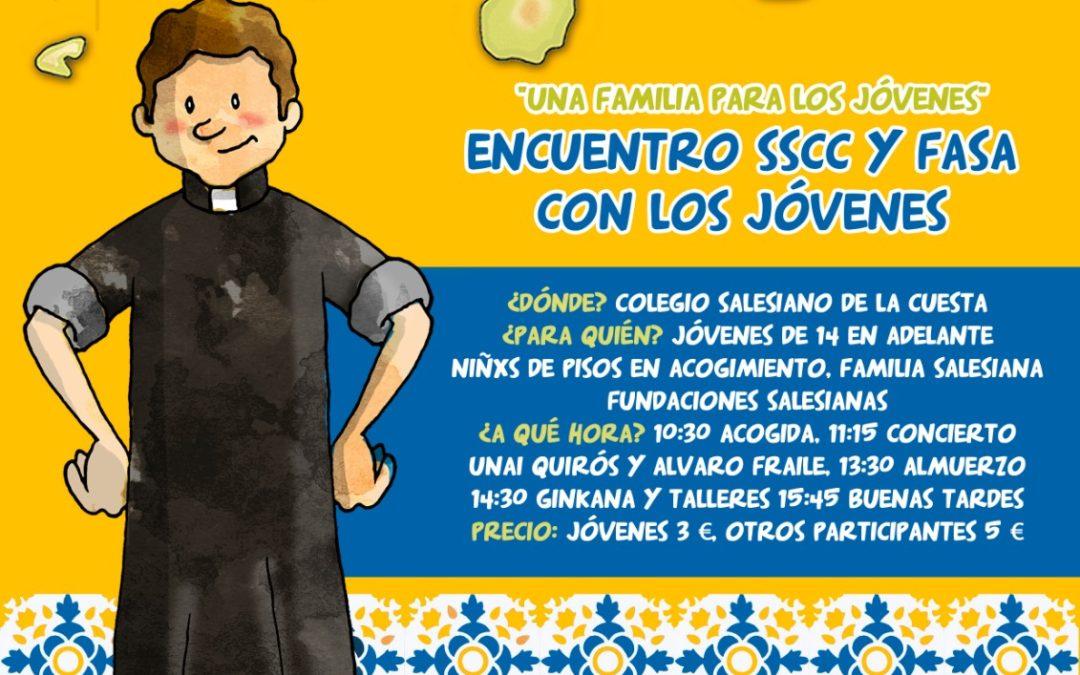 XXX Encuentro Canario de Salesianos Cooperadores