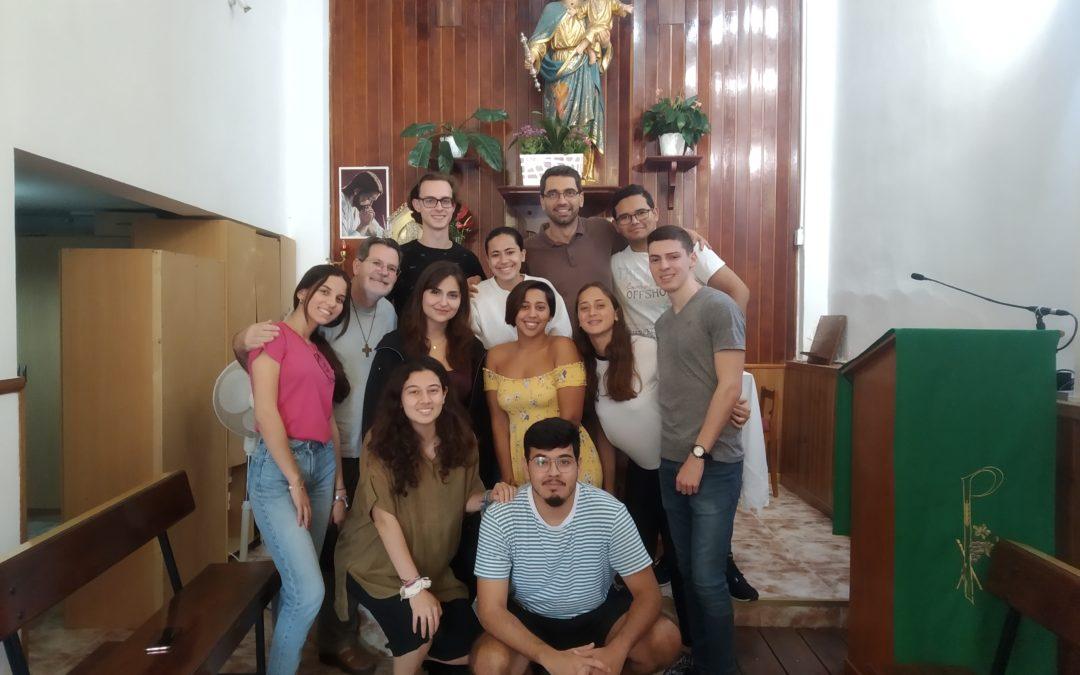 Comienzan los grupos de fe
