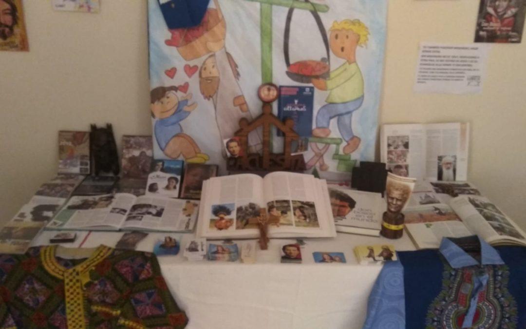 Exposición misionera salesiana