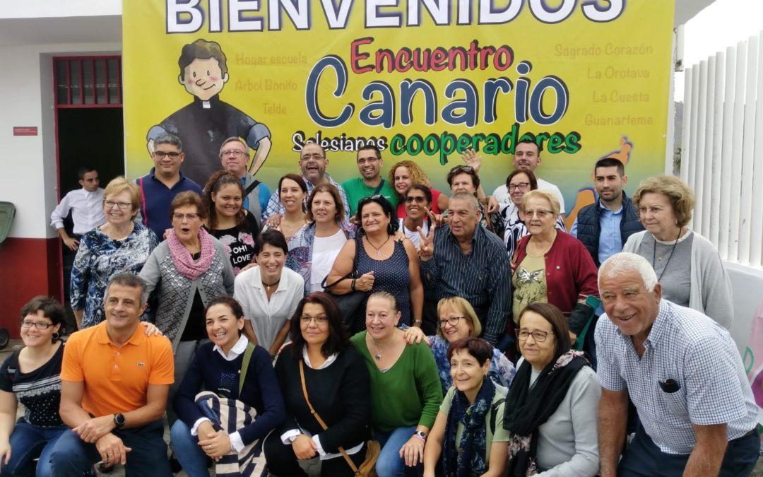 Encuentro Canario de Salesianos Cooperadores