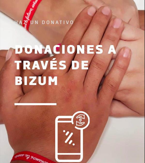 Haz una donación a la Fundación Don Bosco a través de Bizum