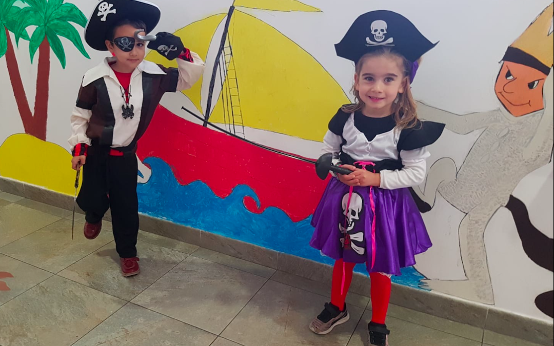 El colegio Salesianos La Cuesta celebra el Carnaval